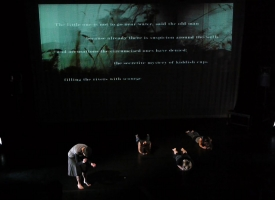 Wikswo / Schwarzer Tod and the Useless Eaters / Performance