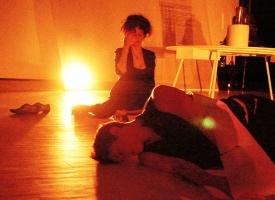 Wikswo / Six Nights Sleeping in Ignaz Gunther Haus / Performance