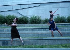Wikswo / Sonderbauten: The Special Block / Performance