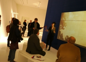 Quintan Ana Wikswo / Sonderbauten / Alles Hat Seine Zeit / Jewish Museum Berlin / exhibition documentation