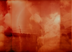 Quintan Ana Wikswo / TEREZIN THERESIENSTADT / Archival Print on Hahnemuhle Photo Rag / 40in x 60in