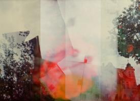 Quintan Ana Wikswo / TINY URN KLITZEKLEINE URNE / Archival Inkjet Print on Hahnemuhle Photo Rag / 40